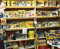 Toys + Gifts from Beavers, the Harrogate Horse Shop by Harlow Carr Gardens