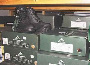 Paddock Boots from Beavers, the Harrogate Horse Shop by Harlow Carr Gardens