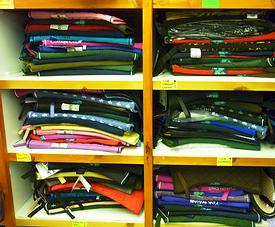 Numnahs + Saddle Pads from Beavers, the Harrogate Horse Shop by Harlow Carr Gardens